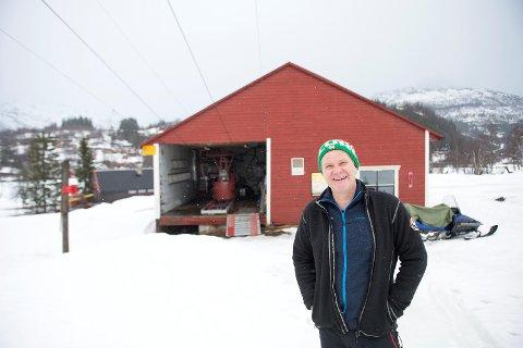Mødalstrekket på Kvamskogen er et av Norges eldste skitrekk. Det drives i dag på dugnad, og var i sin tid bygget i en garasje i Nordheimssund. Sannsynligvis det eneste norskproduserte trekket. Stig Tennebekk fra dugnadsgjengen viser oss rundt.