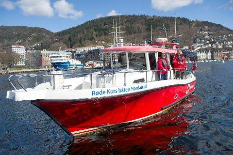 Antall oppdrag båten er med på, økes for hvert år. For å fortsette tilbudet trengs en oppgradering.
