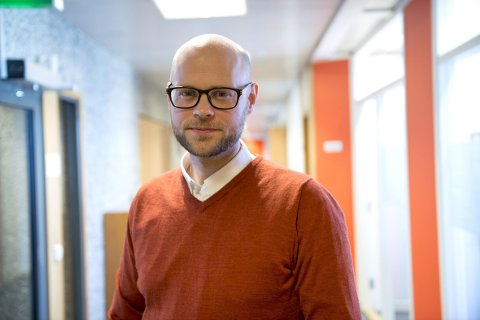 SATSER: Skolebyråd Pål Hafstad Thorsen håper å få gjennomslag for forslagene til forbedring av SFO når saken behandles i bystyret i mai. ARKIVFOTO: BA