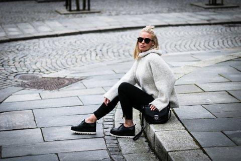 Gry Dyblie frå Lindås var aldri i tvil om å takke ja a hun fikk tilbud om drømmejobben.