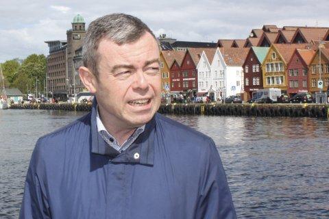 Henning Warloe tviler på at OL-planene i Bergen lar seg gjennomføre.