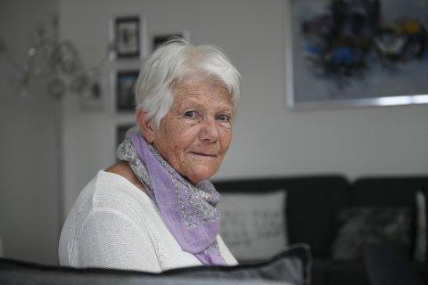 Annie Seim (84) er sjokkert over det som skjedde.