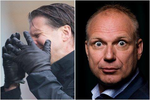 Rikard Norling og Dag-Eilev Fagermo. Begge fascinerende mennesker, på hver sin måte ...