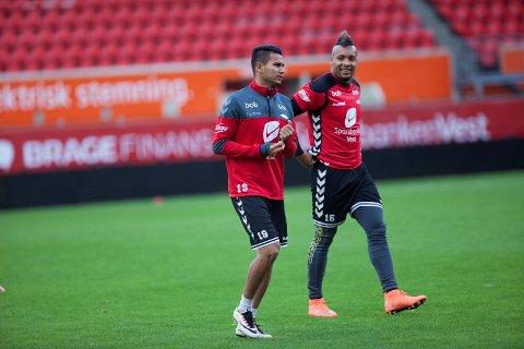 Deyver Vega og Bismar Acosta reiser ikke med landslaget på Gold Cup.