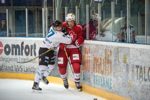 Krisen blir bare større og større i Bergen Hockey. Nå tyder alt på at klubben blir slått konkurs. (Arkivfoto: Anders Kjølen)