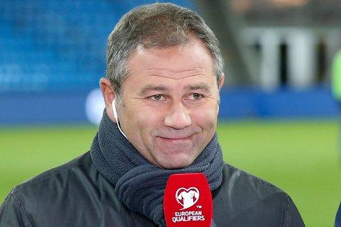 Fotballekspert Bengt Eriksen.