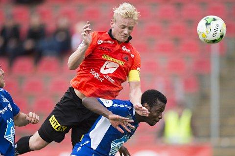 Geir Andre Herrem er ønsket i Sandefjord.