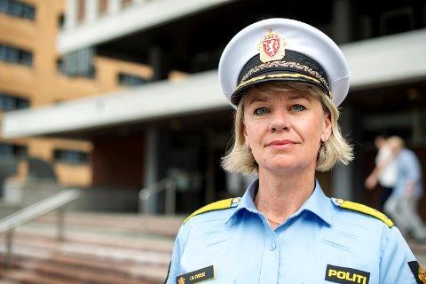 Visepolitimester Ida Melbo Øystese.