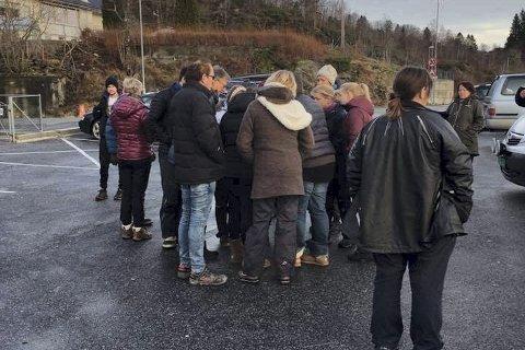 Leteaksjon: Hunden Buddy fra Åsane, utenfor Bergen, ble funnet ved hjelp av sosialemedier - 11 dager etter at han stakk av.