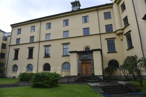 De kulturhistoriske samlinger ble utsatt for innbrudd i løpet av helgen.