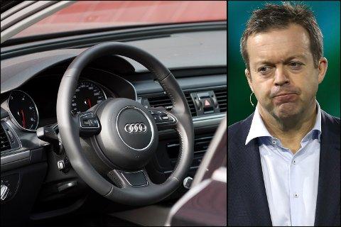 Næringslivstoppen Alf-Helge Aarskog er blant dem som skal ha blitt bedratt etter at han kjøpte en Audi A6.