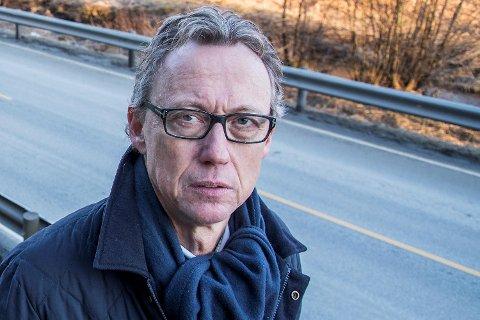 Jørund Vandvik er spaltist i BA.