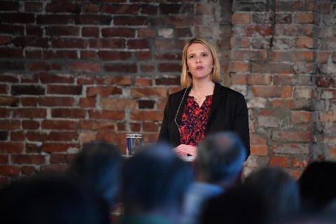 Sylvi Listhaug ble invitert til BAs Spørretime for å svare på spørsmål fra publikum, samt snakke om Frps politikk.