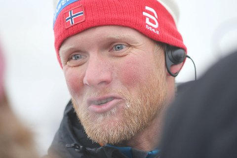 Landslagstrener Tor Arne Hetland. (Foto: Geir Olsen / NTB scanpix)