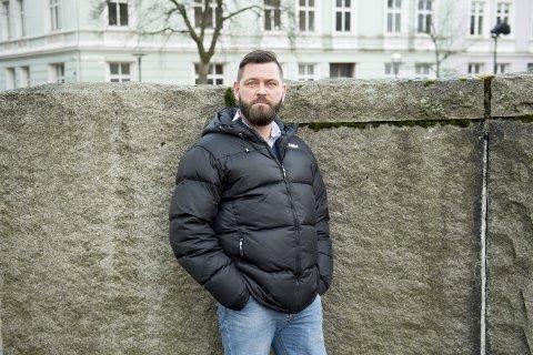Forbundsleder i Kriminalomsorgens Yrkesforbund (KY), Knut Are Svenkerud, sier til BA at han har mistet troen på at regionledelsen i Kriminalomsorgens region vest kan gjenoppbygge tilliten i etaten. Foto: Arne Ristesund