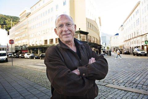 Olav Terje Bergo var redaktør i Bergensavisen fra 1984 til 2008.