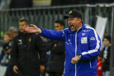 Start har løftet seg med Kjetil Rekdal som trener.  Foto: Tor Erik Schrøder / NTB scanpix