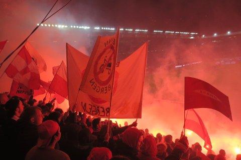 I fyr og flamme etter RBKs poengtap rett før vår kamp!