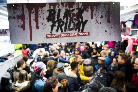 Forbrukerombudet fant flere kritikkverdige forhold knyttet til villedende markedsføring under fjorårets Black Friday.