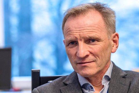 Administrerende direktør Eivind Hansen er tydelig overfor NRK på at han har ansvaret for at rutinene ikke var implementert på avdelingen.