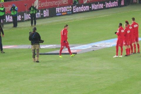 Fredrik Haugen ble kåret til årets spiller av Bataljonen. Det kunne fort blitt noen andre, syns JEG.