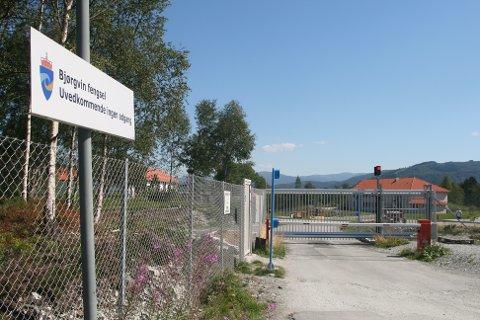 For bare fem dager siden rømte en fange fra Bjørgvin fengsel.