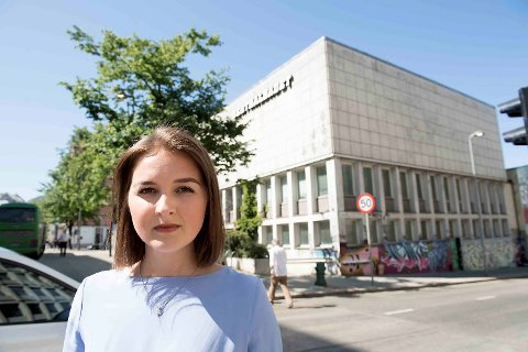Gruppesekretær og ordførerkandidat for Frp Marte Monstad.