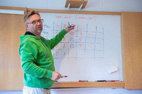 Olav Berg, tidligere daglig leder i Matsentralen Bergen, er blitt avskjediget etter å ha tilstått økonomisk underslag.