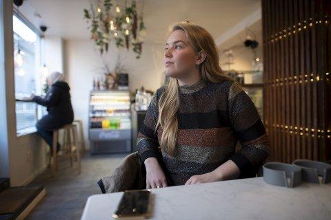 Idunn Sofie Riise driver Zille forlag fra London. Bergenseren mener hun kan bidratil mer likestilling ved å gi ut feministisk litteratur.