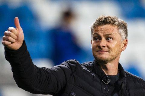 Ole Gunnar Solskjærs hjemmedebut som Manchester United-manager vises likevel på TV 2. (Foto: Svein Ove Ekornesvåg / NTB scanpix)