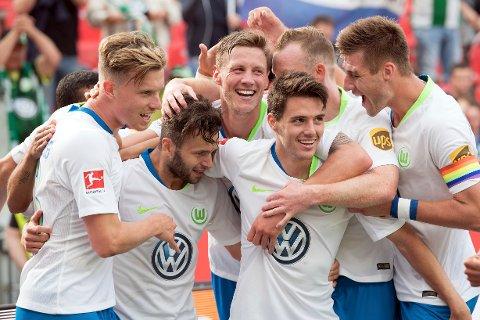 Wolfsburg og Wort Weghorst viser glimrende form.