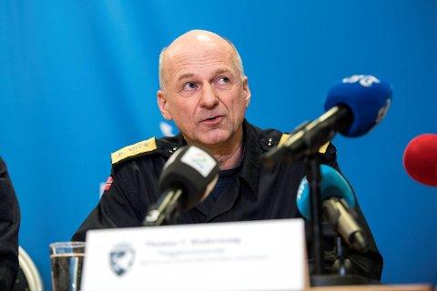 Flaggkommandør Thomas T. Wedervang, sjef Forsvarsmateriell maritime kapasiteter. (arkiv)
