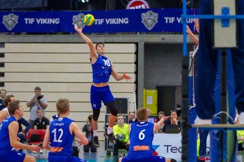 Kristian Bjelland og resten av TIF Viking kunne juble over avansement i europacupen onsdag kveld. Arkivfoto: Bernt-Erik Haaland