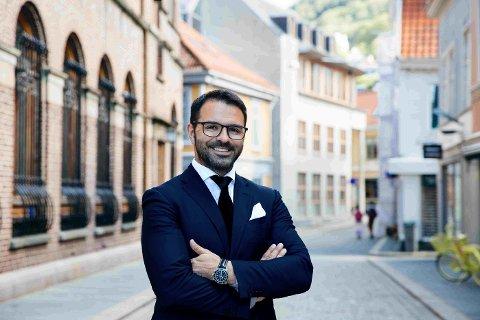 Christer Vikebø er eiendomsmelger hos Privatmegleren.