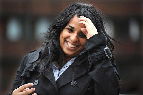 Lubna Jaffery er nestleder i Arbeiderpartiet i Bergen.