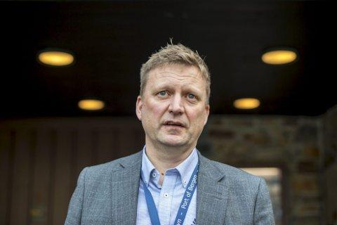 Havnesjef Johnny Breivik påpeker at dette handler om å skape en bærekraftig cruiseturisme.