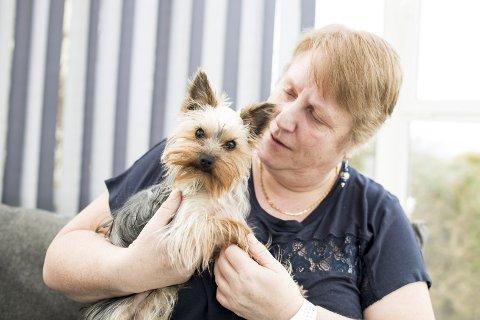 Vibeke Kristiansen mistenker at yorkshiretispen hennes ikke er født i Norge. Hun ber andre hundekjøpere om å sjekke at alt er i orden.