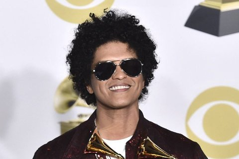 Bruno Mars er klar for Bergen.
