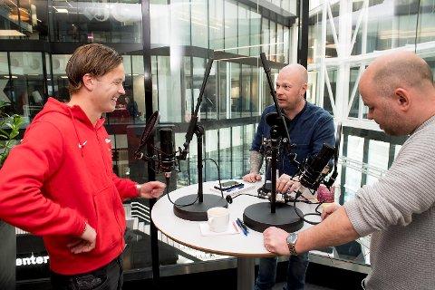 Fredrik Haugen, Kai Flatekvål og Jan Gunnar Kolstad diskuterer den kommende sesongen i Norge, men svinger selvsagt også innom engelsk ball i denne ukens Fotballpreik!