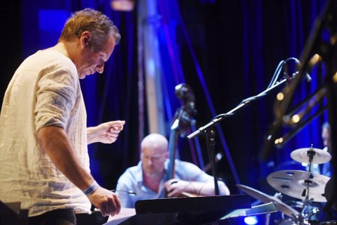 Erlend Skomsvoll og Bergen Big Band laget bestillingsverket til Nattjazz 2017.
