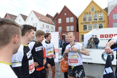Bjørn Tore Taranger gir Beerenberg det glatte lag. – Verre å bruke penger på å bli nummer to, kontrer vinnerlaget.