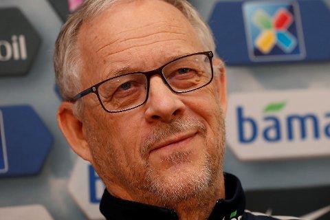 Lars Lagerbäck er en luring, og Norge har begynt å se ut som et lag i de siste landskampene. Kan de klare noe mot hans gamle lag Island lørdag?
