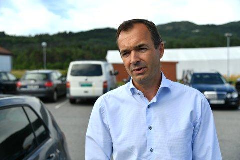 Forsvarer Erik Johan Mjelde.