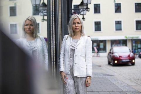 Utrygg i egen by: – Det er mange ganger jeg har følt meg utrygg i mitt eget hjem, og jeg har ofte tenkt at jeg er  tryggere i utlandet enn i lille Bergen, sier Ann Marielle Lipinska.