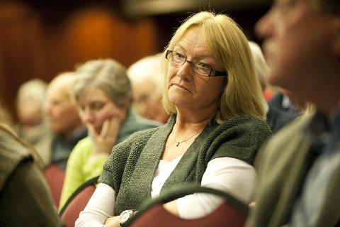 Karin Woldseth satt på hordalandsbenken for Frp i 12 år. FOTO: EIRIK HAGESÆTER