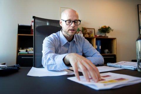 Pål Hafstad Thorsen, bystyremedlem for Ap.