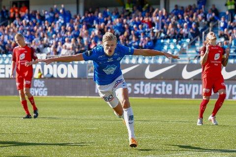 Erling Braut Håland fikk herje nok en gang. Spørsmålet er hvorfor han fikk lov.