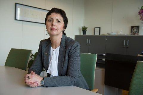 Kommunaldirektør for barnehage og skole i Bergen kommune, Trine Samuelsberg. (Arkiv)
