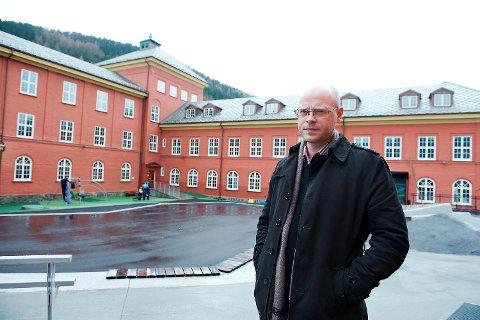 Pål Hafstad Thorsen (Ap) går av som byråd onsdag.