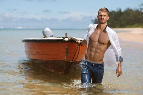 Daniel Pedersen fra Bergen er en av de åtte deltakerne som er med fra første episode av «Ex on the Beach».